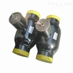 供暖管道锁闭全焊接球阀