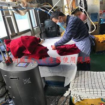 汉明威直销服装厂专用蒸汽锅炉/蒸汽发生器