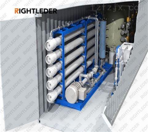 大型海岛海水淡化设备